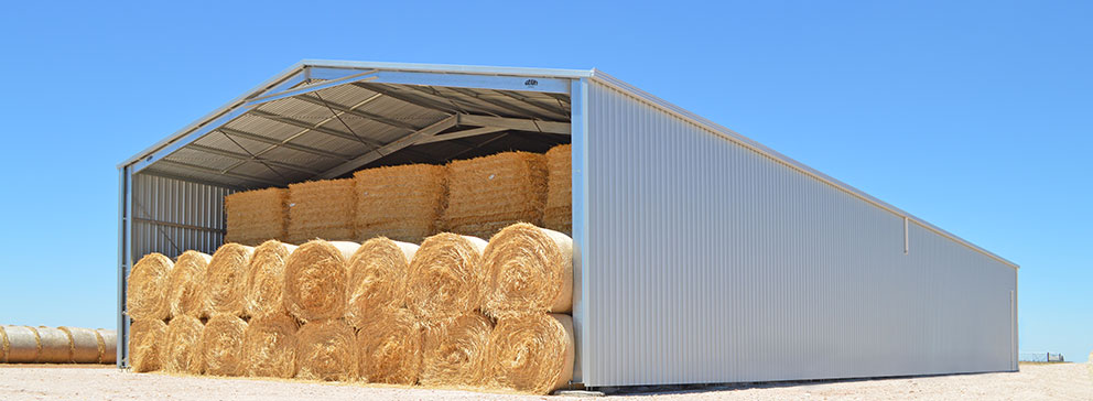 Increase your farm profit with Hay Storage Sheds & HAY SHEDS u2013 So You Can Retain The Quality u0026 Get The Best Prices ...
