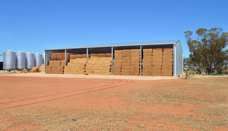 Dramatic New Tax Depreciation Rates On Sheds Used For Fodder Storage