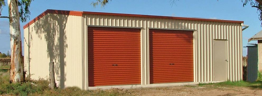 Garages u voted by many as the best in australia grantsheds